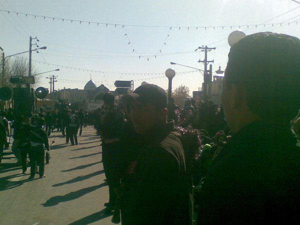 روز عاشورای حسینی