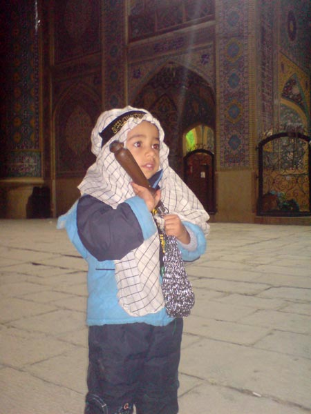 محرم حسینی بیت الحسین