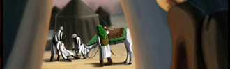 شب چهارم محرم - شب دوطفلان حضرت زینب و شب حر