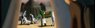 شب چهارم محرم 1395- شب دوطفلان حضرت زینب و شب حر